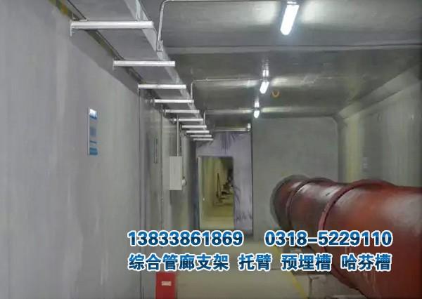综合管廊活动式支架
