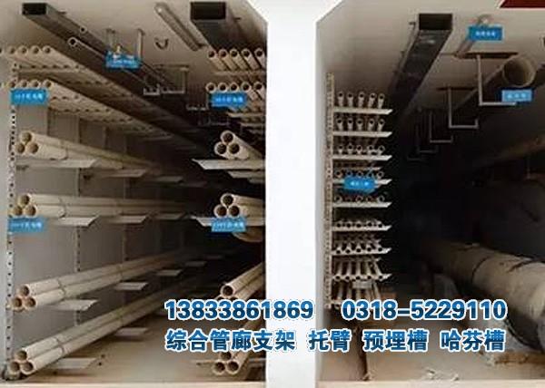 地下综合管廊支架