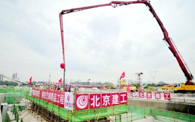 北京城市副中心综合管廊