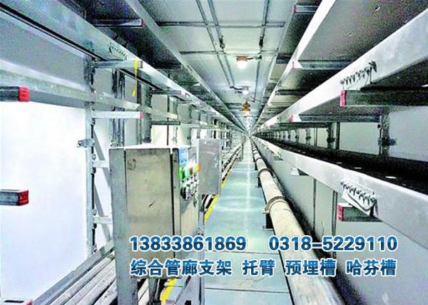 综合管廊组合支架